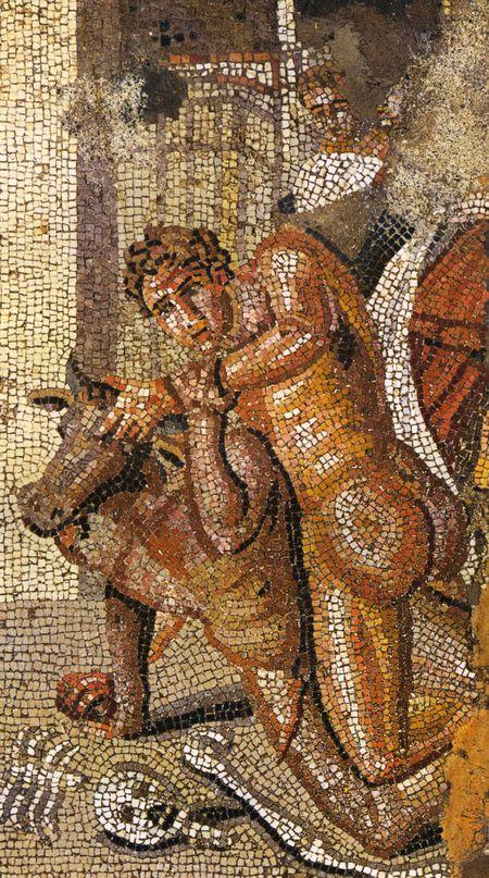 pompei mosaique