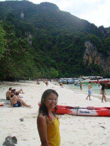 excursion koh phi phi thailande