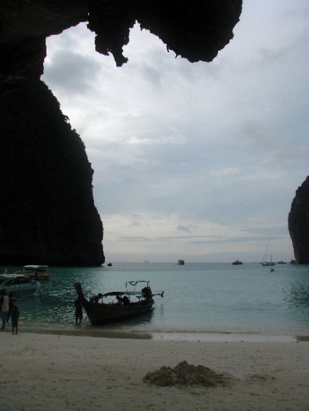 excursion koh phi phi maya bay thailande