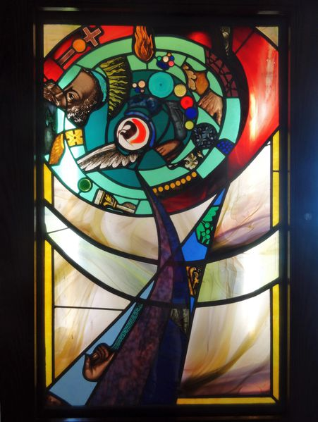 Chicago Stained Glass Museum 2