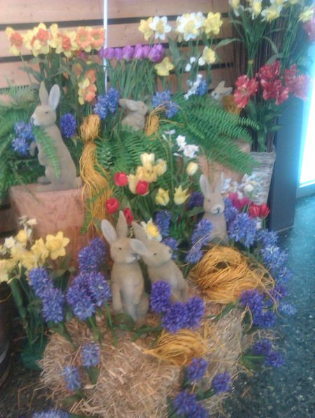 decor lapin
