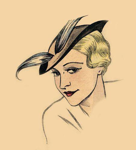 Copie (2) de groupe chapeaux 1934