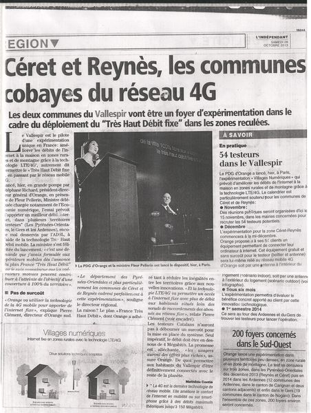 Menace 4G Céret&Reynes