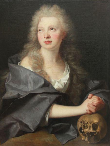 Madeleine Rigaud après restauration