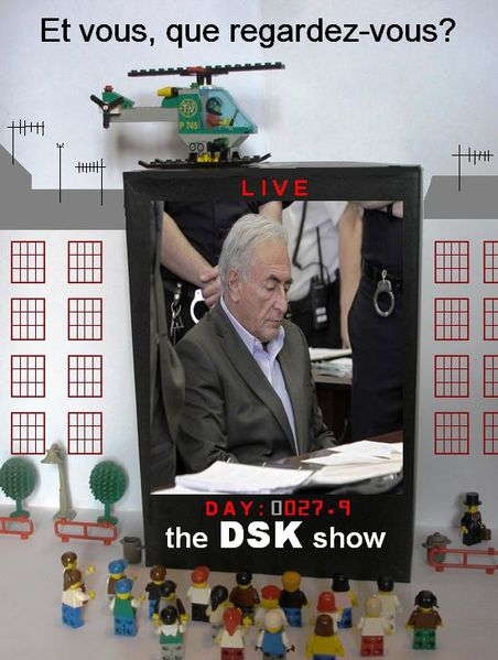 the DSK show