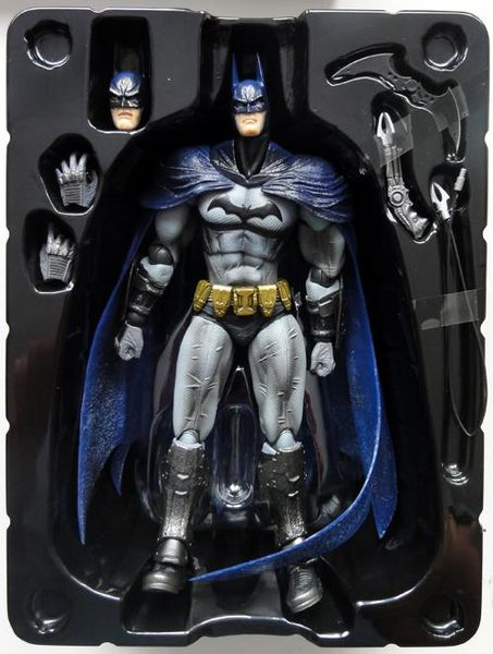 BATMAN ARKHAM CITY PLAY ARTS BOX4