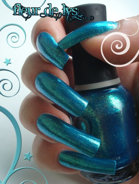 Vernis ORLY Halley's Comet ( COSMIC FX Collection )