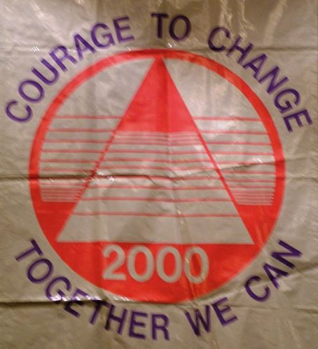 USA 414a together we can 2000