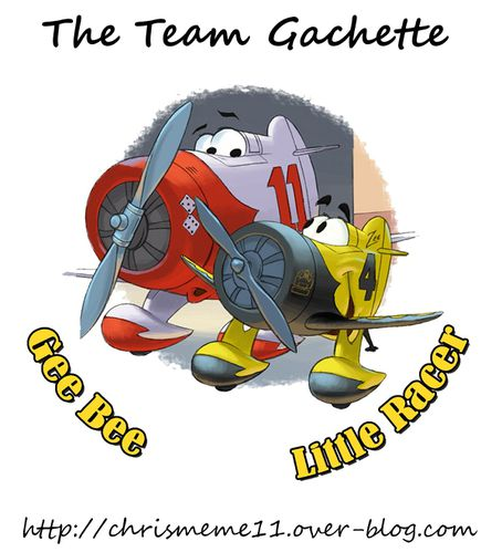 New logo Team Gachette