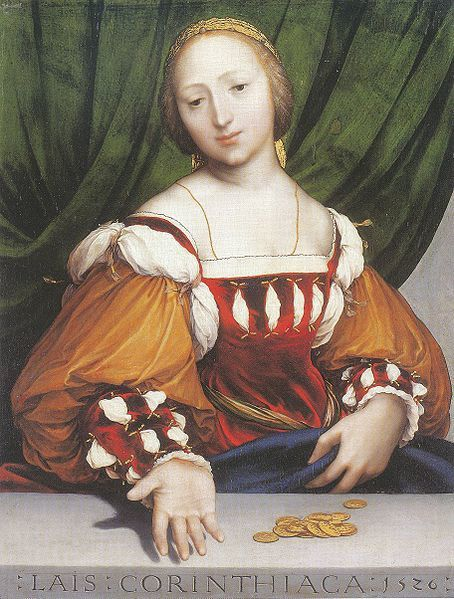 454px-Lais_of_Corinth-_by_Hans_Holbein_the_Younger.jpg