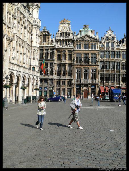 Brussel 21 mai 2011 (16) grand Place