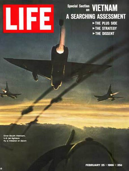 Jet-Fighters-Vietnam-life-magazine-illustration-art-cover