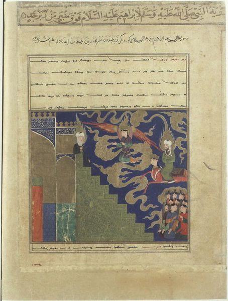 36. Muhammad et Abraham.