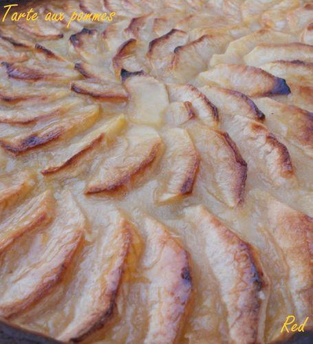 tarte aux pommes5