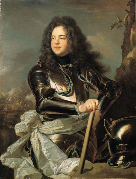 Rigaud comte d'Evreux Christie's