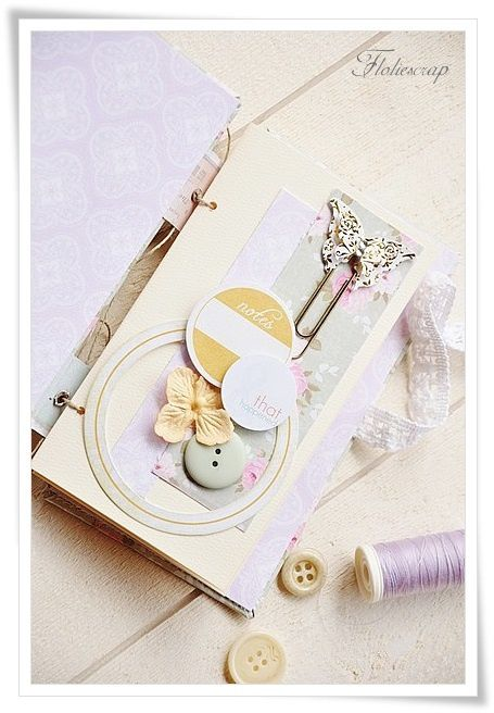 Mini-album-Scrapbook-Adhesives-by-3L-Floliescrap 0035