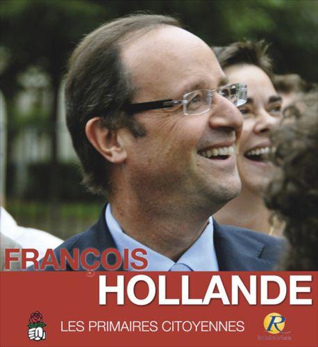 affiche primaire Hollande (1)