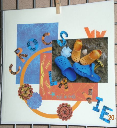 scrap a mours pages romans (18)