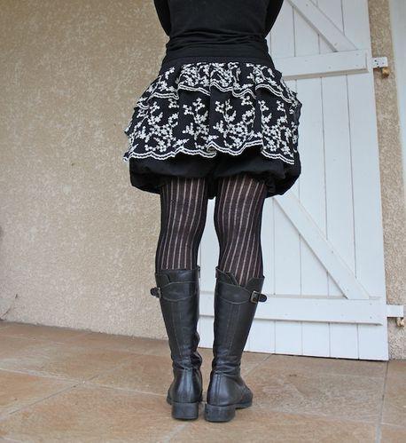 bloomer steampunk femme 2