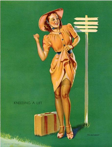 Gil-Elvgren-Print-Kneeding-a-Lift-large.jpg