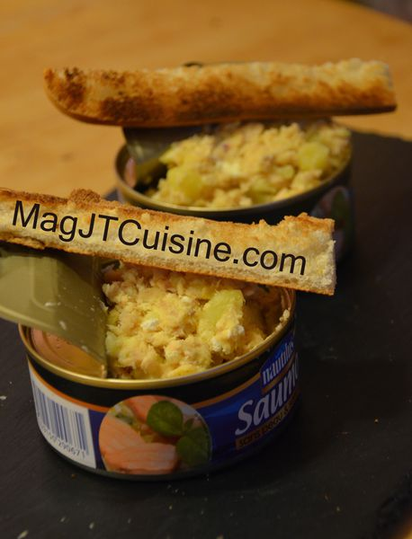rillette de saumon 2