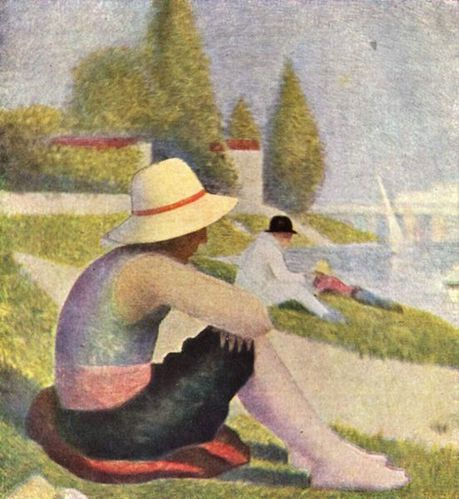 551px-Georges Seurat 005