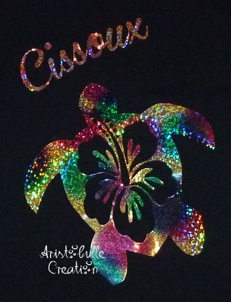 T-shirt-tortue-Hawai---detail.JPG