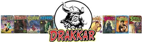 Drakkar-bandeau