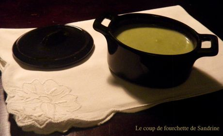soupe haricot curry