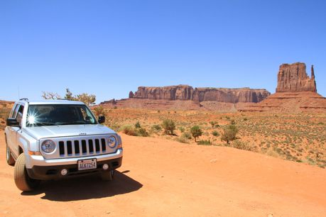 Monument Valley & 4WD