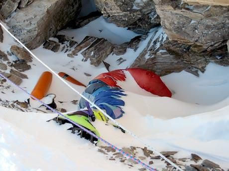 mort sur Everest Green Boot Inkblood