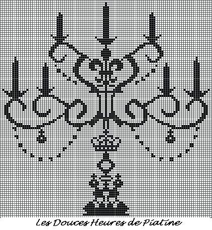Grille Chandelier Royal 24.10
