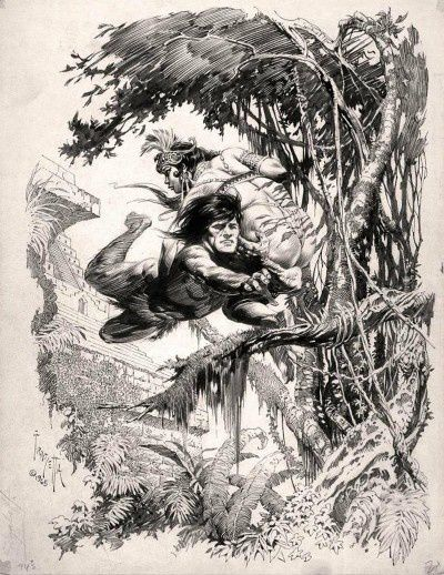 frazetta_tarzan-and-the-castaways_ny-canaveral-press-1965-4.jpg