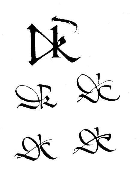 monogramDK