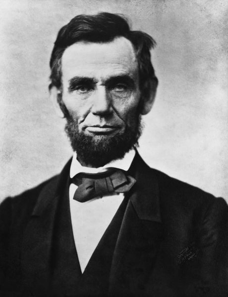 USA Sécession hist us 19 civil war pic lincoln abraham