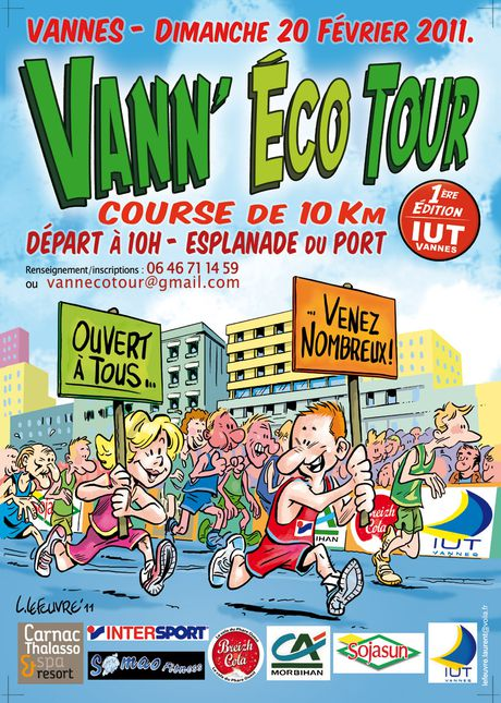 Vann'Eco-Tour