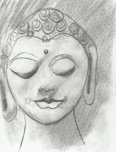 Michel-peint.-Bouddha.-Fev-2012.JPG