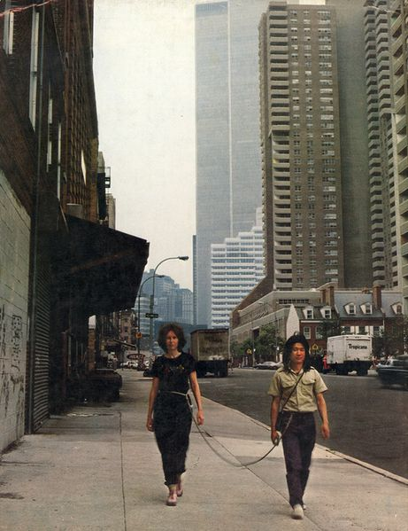 Montano Linda & Hsieh Tehching 1983 One Year Performance (a