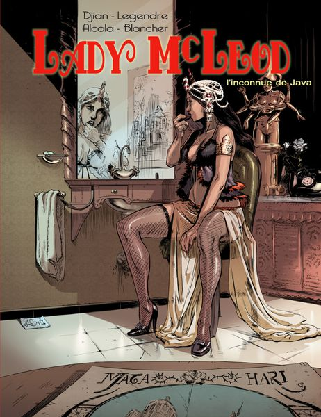 cover preview Lady McLeod