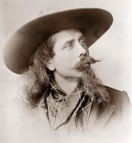 Buffalo Bill - portrait