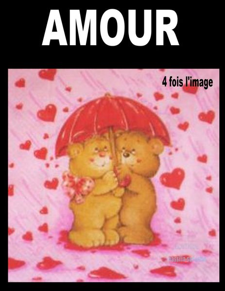 ours amour