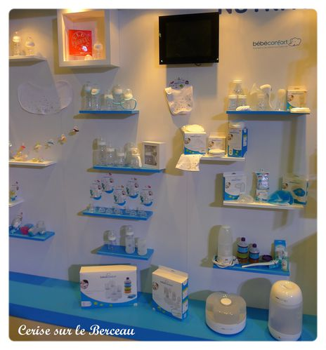 Mes coups de coeur du salon baby cool paris 2013 cerise for Salon baby cool
