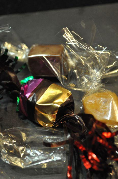 assortiment caramel maison