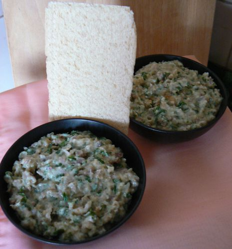 rillettes de harengs