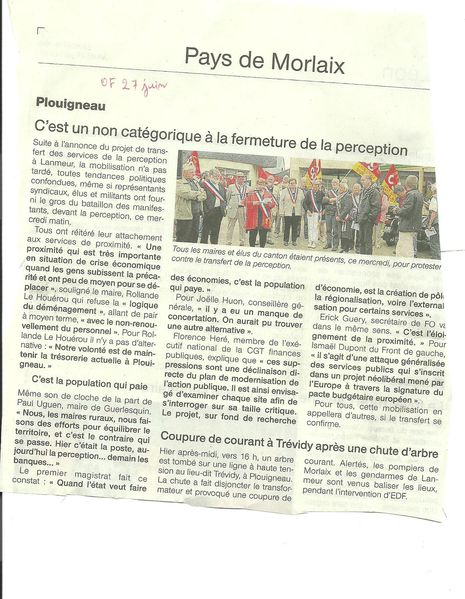 manif perception article OF
