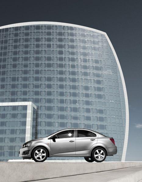 Chevrolet Aveo 2011 15