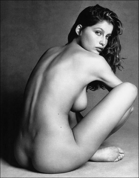 laetitia casta nue demarchelier 1998