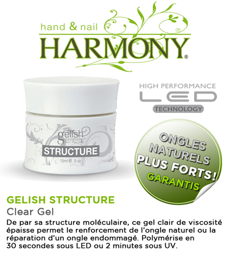 Harmony Gelish Structure Gel