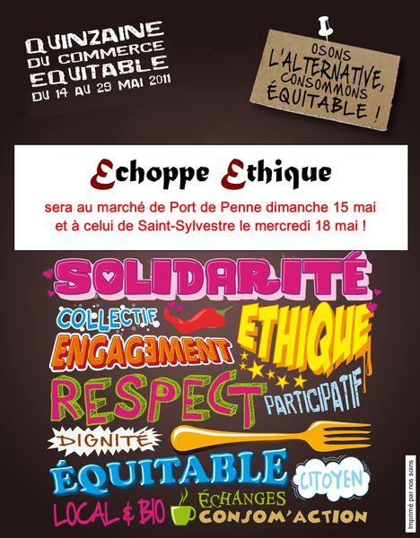 Affiche Quinzaine 2011