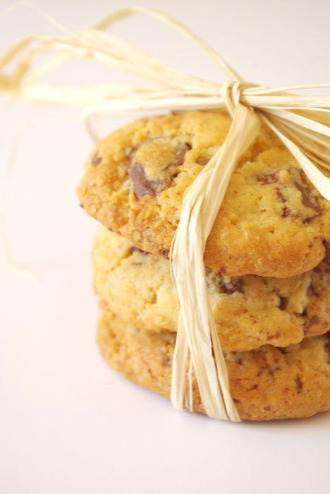 Cookies au beurre de cacahuète et pépites de chocolat 3